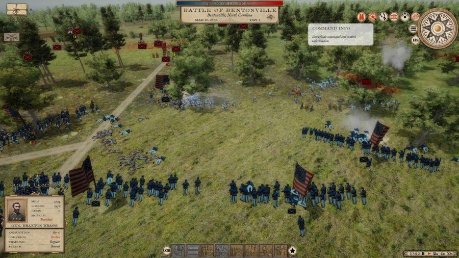 Grand Tactician: Civil War Early Access main image