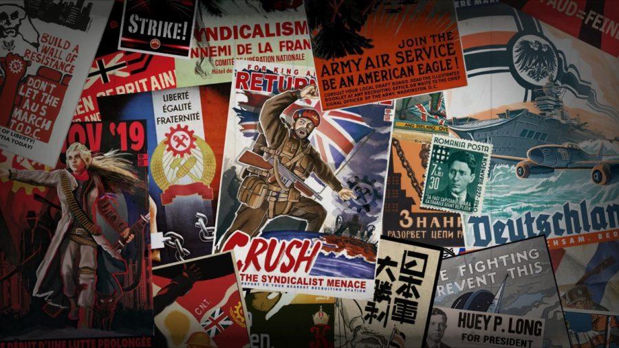 Hearts of Iron 4 Kaiserreich mod propaganda image