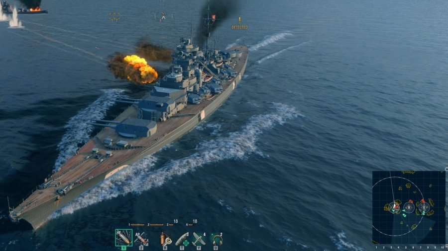 Best Naval Games World of Warships