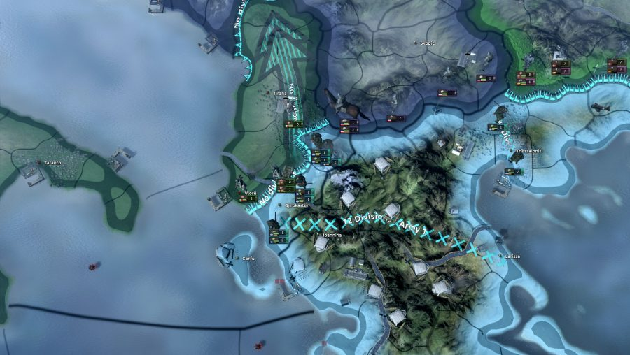 Hearts of Iron 4 Battle of the Bosporus Review Main Image