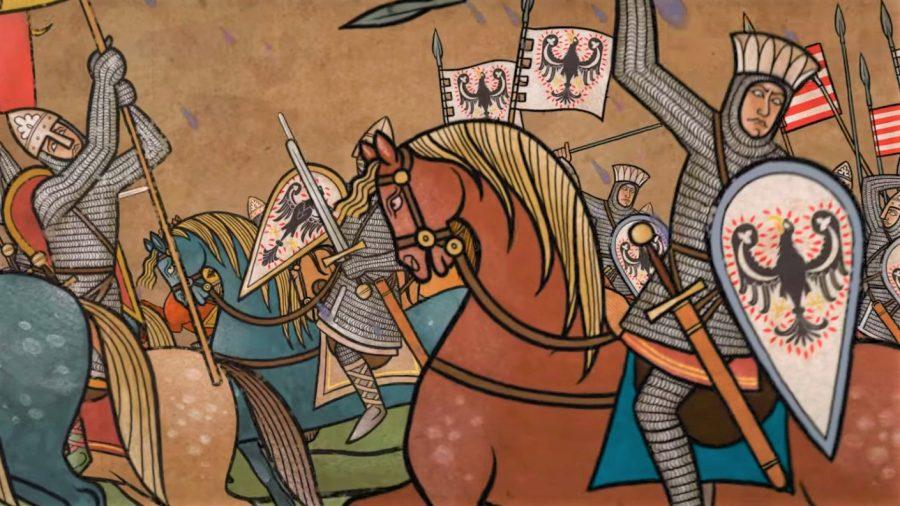 Best medieval warfare books main image