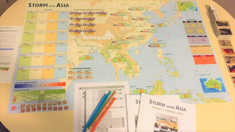 Storm over Asia review main image