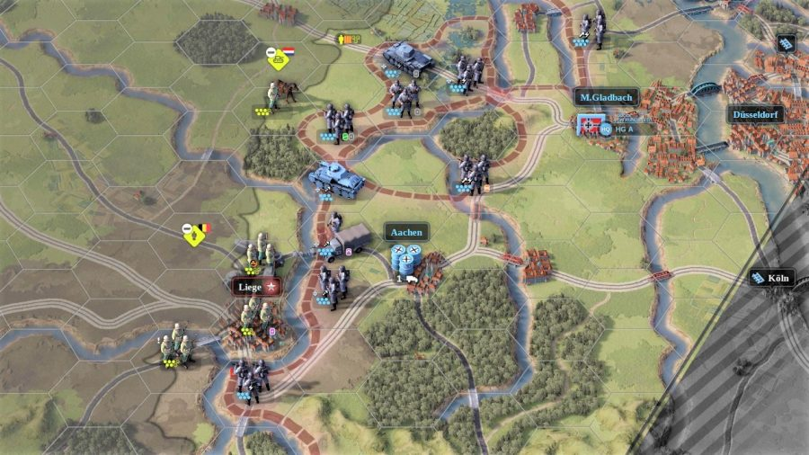 unity of command 2 blitzkrieg review main image
