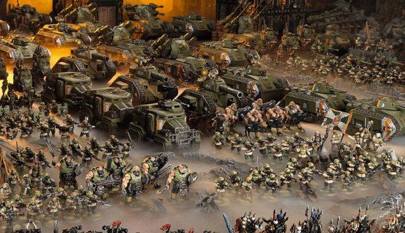 Warhammer 40K detachments guide