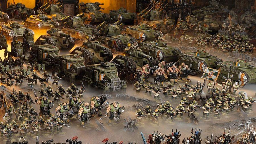 Warhammer 40k Detachments Guide main image