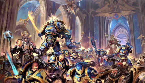 Warhammer 40K Imperium factions guide main image Roboute Guilliman ultramarines