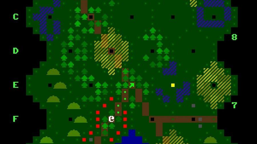 Armoured Commander 2 Beta game map main image
