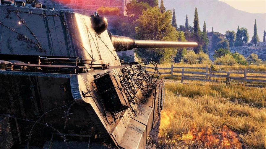 Best WW2 Games main image world of tanks