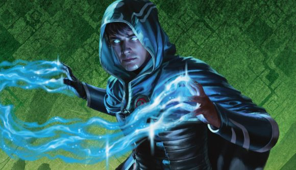 Build a magic the gathering deck