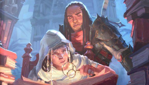 Candlekeep Mysteries revealed book cover artwork