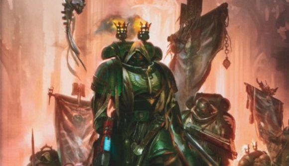 New Warhammer 40K Dark Angels Codex goes to pre-order next weekend