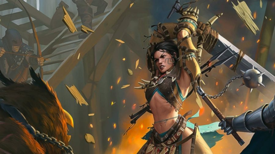 pathfinder classes guide barbarian