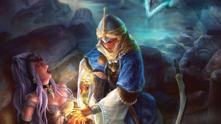 Pathfinder classes guide Cleric