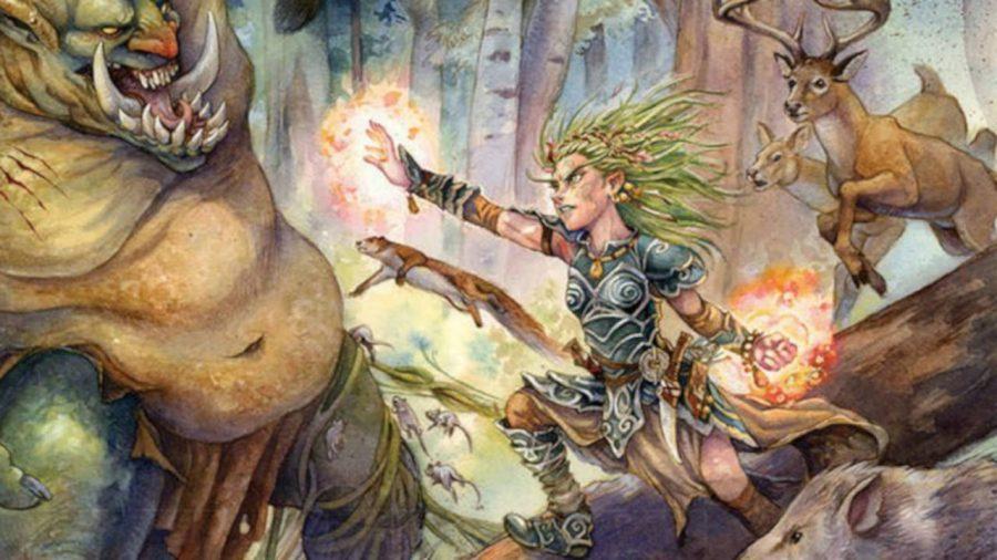 Pathfinder classes guide druid