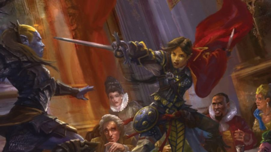 Pathfinder classes guide fighter