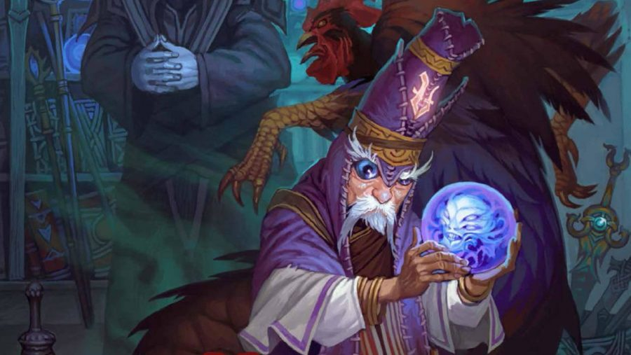 Pathfinder classes guide wizard
