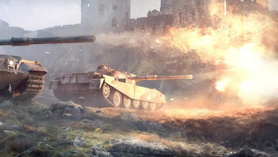 World of Tanks daily deals guide main images tank firing