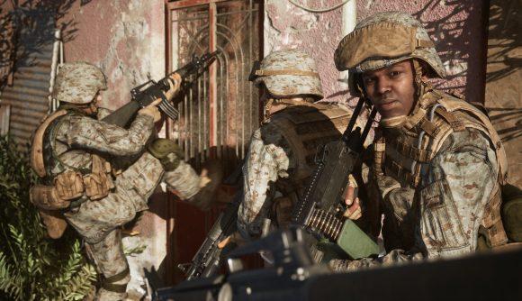 six days in fallujah revealed soldiers wearing kahki