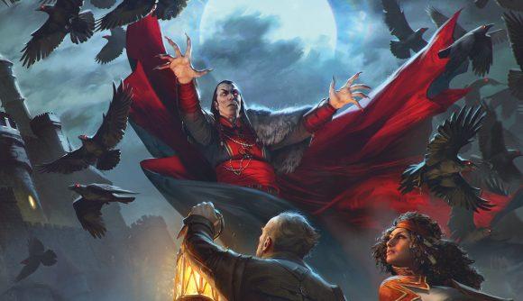 Vampire from Van Richten's Guide to Ravenloft