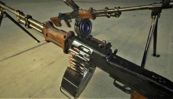 Squad 2.0 update RPD light machine gun screenshot