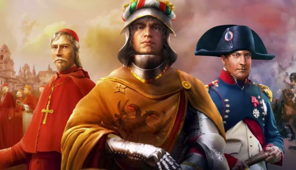 Nobles from Europa Universalis 4