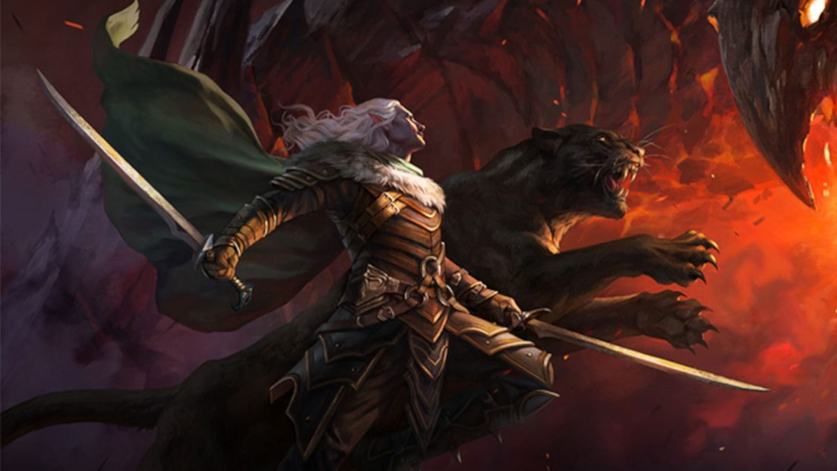Magic: The Gathering's first D&D crossover, Adventures in the Forgotten  Realms, reveals first cards | Wargamer