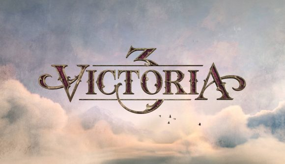 Birds flying across a cloudy sky in the Victoria 3 announcement trailer showing the game's main interest groups