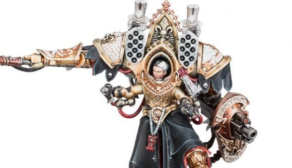 Warhammer 40k Sisters of Battle codex and new characters revealed