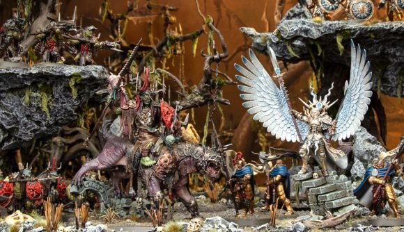 Age of Sigmar third edition miniatures