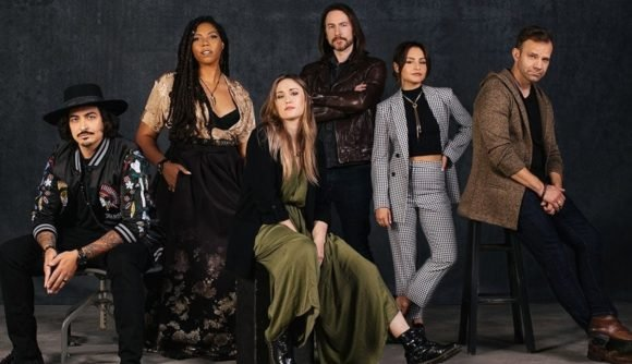The cast of Critical Role Exandria Unlimited