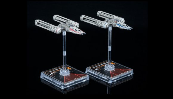 Star Wars X-Wing Fury of the First Order release date two Y-Wing bombers