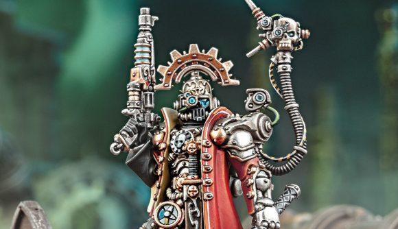 Warhammer 40k: Adeptus Mechanicus 9th edition guide – the flesh is weak
