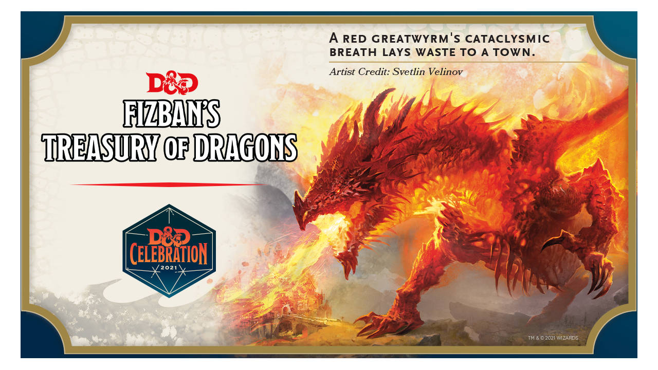 D&D: Here's your first look inside Fizban's Treasury of Dragons | Wargamer