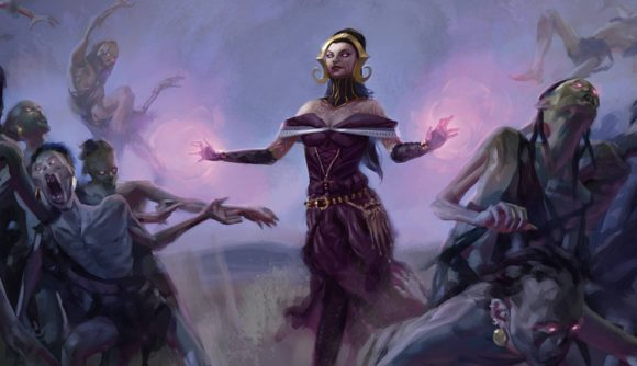 Magic: The Gathering Innistrad:: Midnight Hunt Commander decklist revealed Liliana Planeswalker among zombies