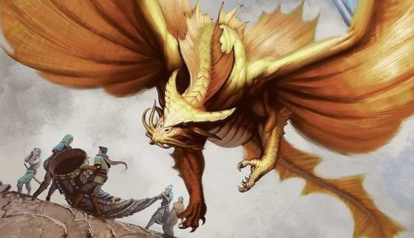 D&D: first look at draconic feats in Fizban's Treasury of Dragons