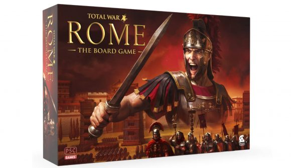 """""""Rome: Total War was my constant companion"""" – talking Total War: ROME: The Board Game"""